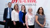 Dynamic International advice team