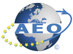 AEO approval logo